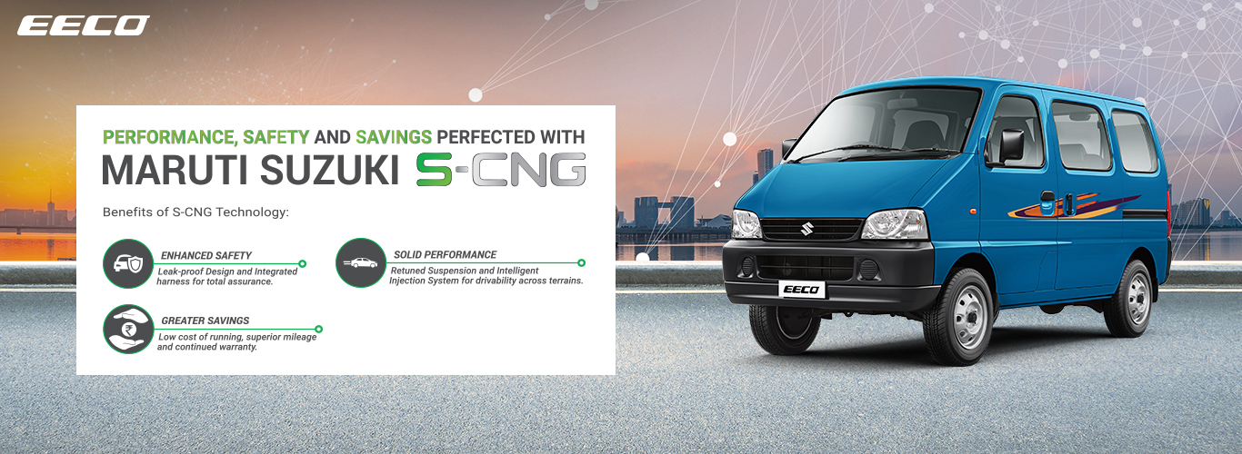 Eeco S-CNG Banner