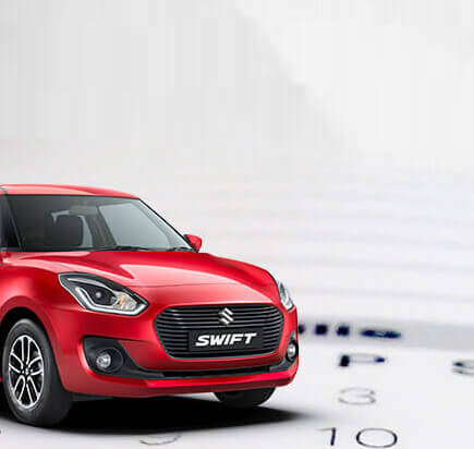 Swift Red - Front Profile