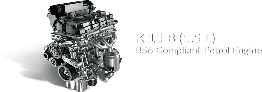 Maruti Suzuki K Series Petrol Engine - K15B, K12N, K12M and K10B ...