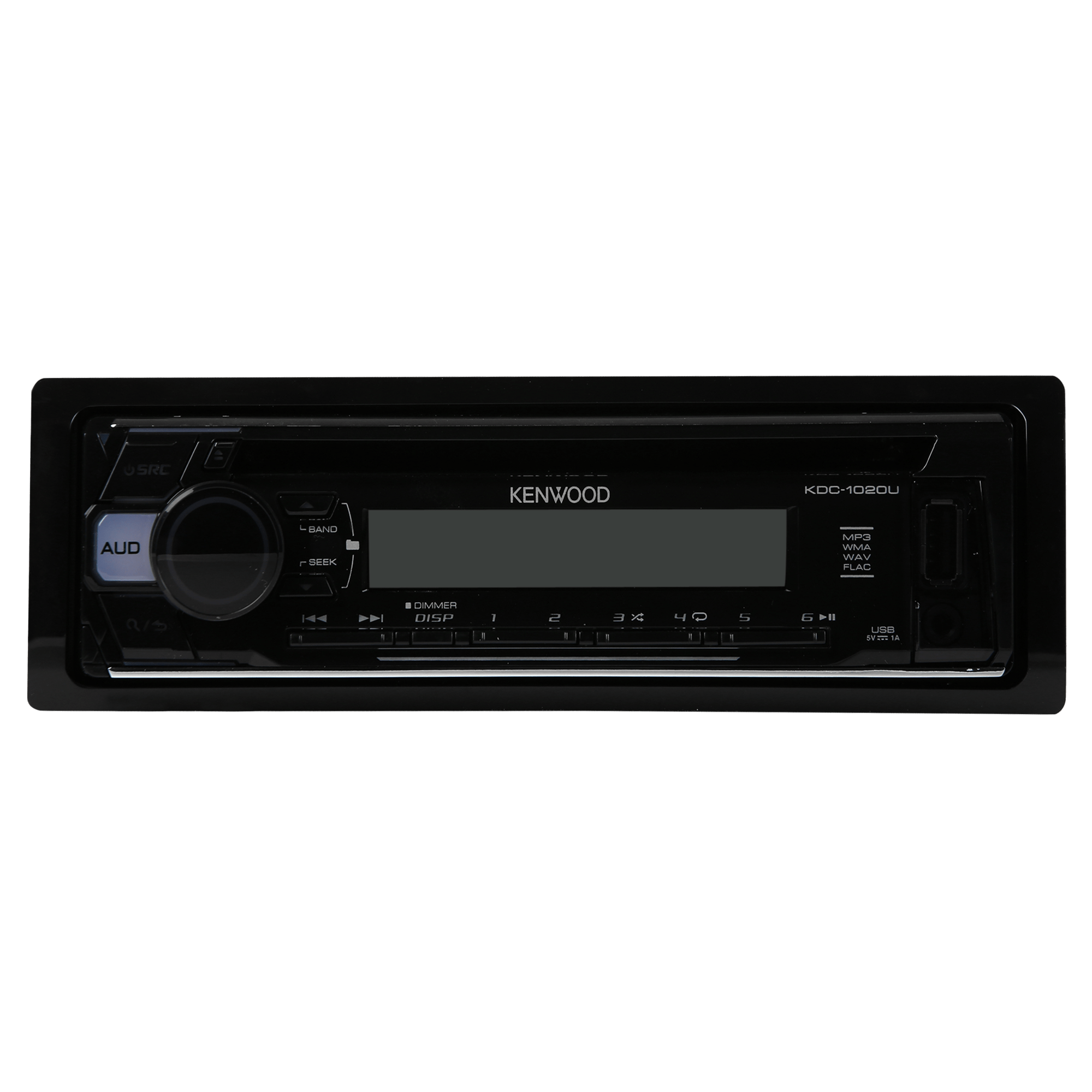 Stereo - USB/AUX 1 DIN with Speakers