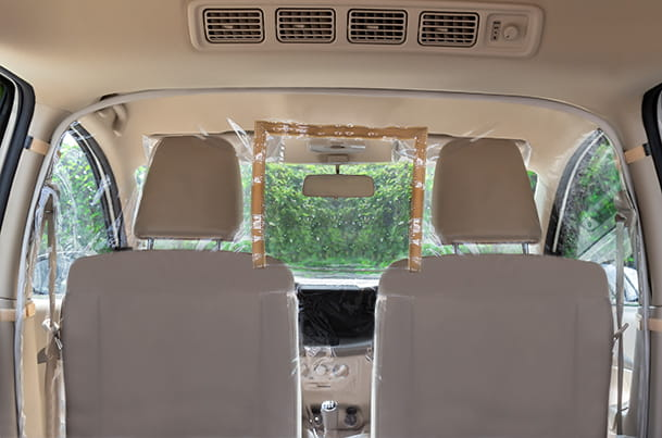 Car Divider Partition | Baleno