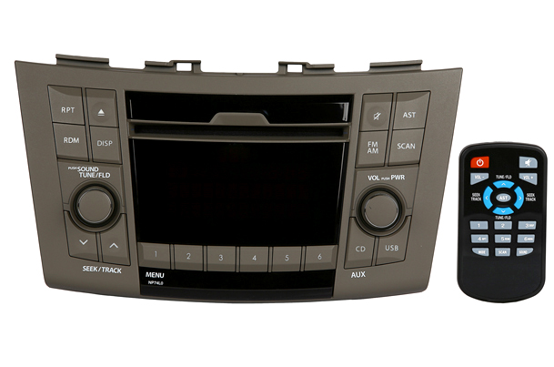 Integrated Stereo - Old Ertiga