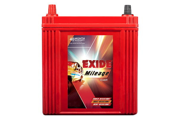 Car Battery | Exide DIN65-LH - Diesel | Ertiga \ Dzire \ Ritz