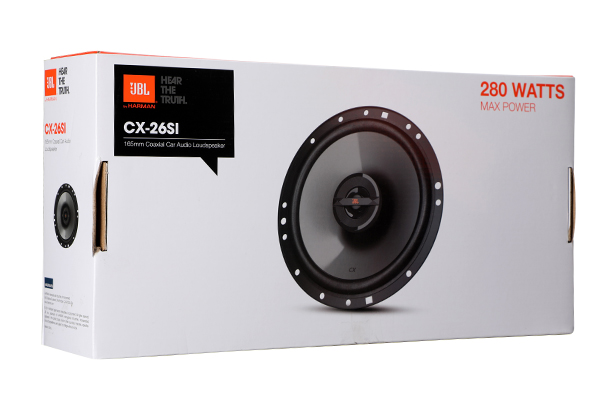 Speakers - 280 W 2-Way | JBL