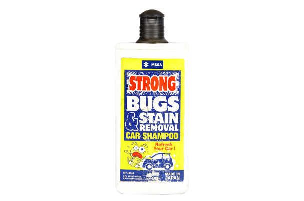 Car Shampoo - Bug and Bird Dropping Remover
