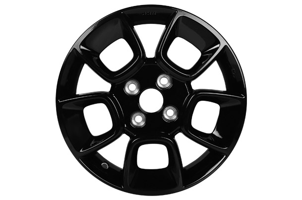 Alloy Wheel Black 38.10 cm (15) | Ignis