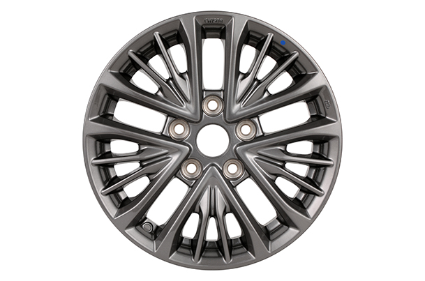Alloy Wheel Grey 38.10 cm (15) | Ertiga