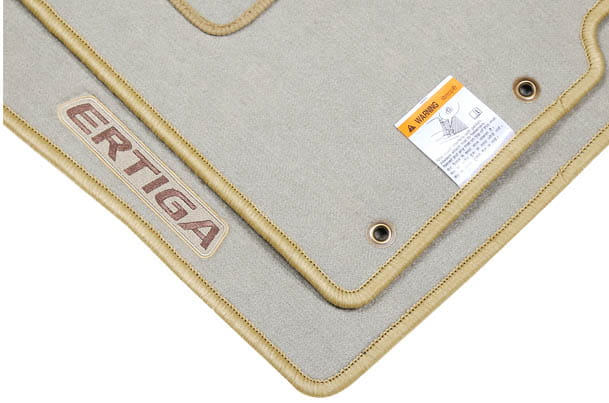 Carpet Mat (Beige) | Old Ertiga