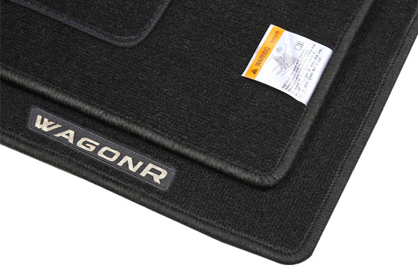 Carpet Mat (Black) | Old Wagon R