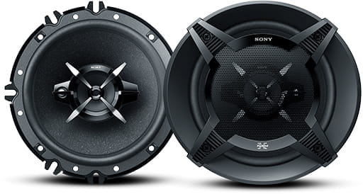 Speakers - Co-Axial 15.24 cm (6) ; 270 W 3-Way | Sony