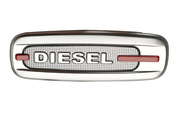 Fuel Lid Garnish (Chrome)
