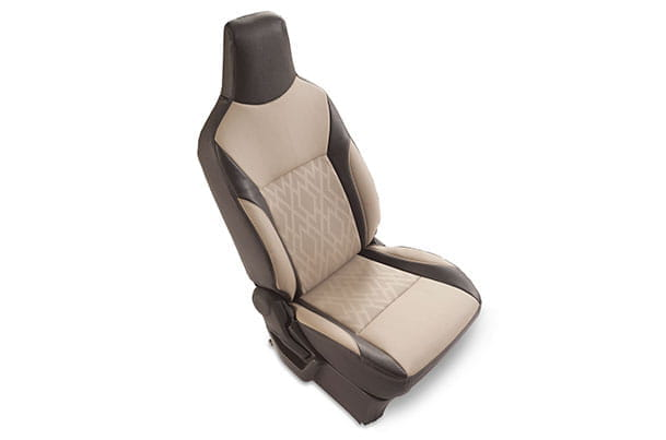 Seat Cover - Cross (Premium PU) | Wagon R (L Variant)