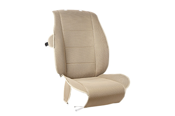 Seat Cooler Cover - Air Mesh (Beige)