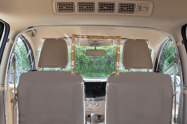 Car Divider Partition | XL6
