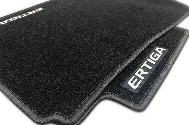 Carpet Mat (Black) | Ertiga