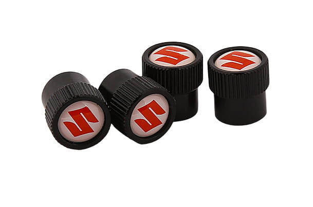 Valve Cap (Black) - 5 Pieces