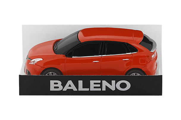 Car Miniature (Red) | Baleno