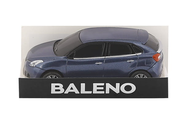 Car Miniature (Blue) | Baleno